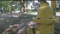 Homeowners frustrated over getting water through hoses from hydrants