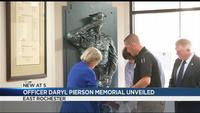 Memorial for fallen RPD officer unveiled