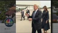 "News or Noise: Did President Trump ""fist pump"" at a 9/11 memorial ceremony?"