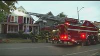 2 critically injured in Lexington Avenue house fire