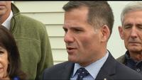 Gubernatorial candidate Marc Molinaro stopped in Rochester Friday