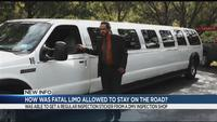Limo obtained 'passed' DMV inspection sticker prior to fatal crash