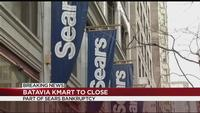 Local stores among those affected by Sears bankruptcy announcement