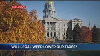 EXCLUSIVE: Could legalized pot lower your taxes?
