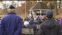 WWII veteran shares true meaning of Veterans Day
