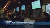 Blue Star Mothers of Rochester host Army-Navy watch party
