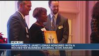Janet Lomax honored at 2018 Icon Awards