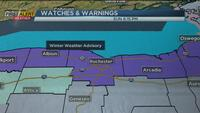 First Alert Weather: Dangerously cold temperatures dominate forecast