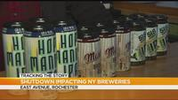Government shutdown delays new craft beers