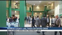 Monore County Jail takes on opioid crisis