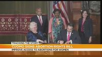 NY enacts new protections for abortion rights