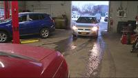Rochester area drivers scramble for snow tires