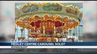 Carousel in former Medley Centre sold to private collector in China