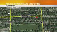 Police investigate shooting on Roycroft Drive