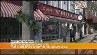 Christmas movie begins filming in Western New York
