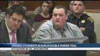 Opening statements begin in Hamlin double murder trial