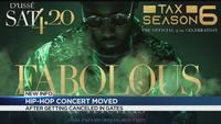 Hip-hop concert moved to different venue after being canceled in Gates