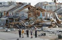 Hurricane Michael reaches rare Category 5 status