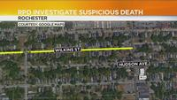 Police investigating suspicious death on Wilkins Street