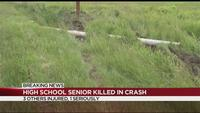 Albion High School senior killed, 1 seriously injured in rollover crash