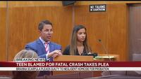Hilton High School grad gets probation in crash that killed her best friend