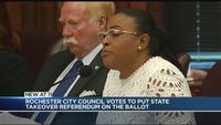 Rochester City Council votes to put state takeover referendum on November ballot