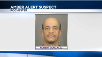 Rochester Amber Alert suspect pleads guilty to federal child porn charge