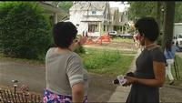 Neighbors still reeling after house explosion on Illinois Street