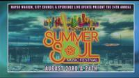 24th annual Summer Soul Festival set to kickoff