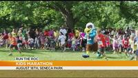 Run the ROC: Young athletes to complete marathon over 5 weeks