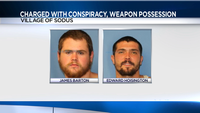 Deputies: 2 arrested after reports of masked men with gun in Sodus