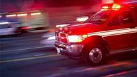 Penfield motorcyclist hospitalized after being struck by vehicle