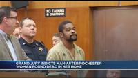 Grand jury indicts man after Rochester woman found dead in her home