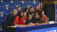 Rochester-area student athletes sign letters of intent