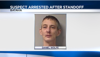Arrest made in 20-hour Batavia Police standoff