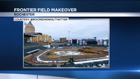 Frontier Field construction progress update