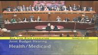 State lawmakers working on Medicaid reform