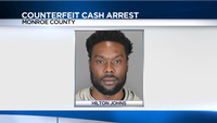 Man faces charges in counterfeit money case