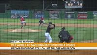 Schumer says MLB will work to keep Binghamton team