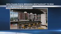 Wolfgang Puck to open RGH location