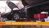 Good Question: What about my car inspection?