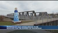 Irondequoit Bay Swing Bridge closing for the season
