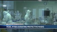 RG&E, NYSEG donate protective masks to health care workers