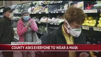 Monroe County asks everyone to wear a mask in public