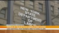 NY, Google partner to fix unemployment system