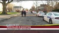 Victim identified, arrest made in Alexander and Main fatal shooting