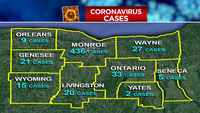Map with cases last updated at 7 a.m. Saturday, April 4.