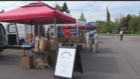 Brighton Farmers Market opens with some frustrations from customers, vendors