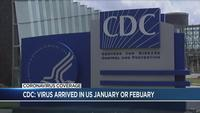 CDC report shows COVID-19 was in US in January or February