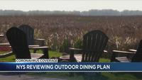 Cuomo: 'We have to look at' outdoor dining for restaurants